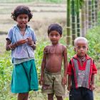 Indian Children, Havelock Island, Andaman Islands, India