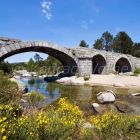 Pont du Tarn, Cevennes Nationalpark, France