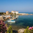 Kardamili harbour, Peloponnese, Greece, Europe
