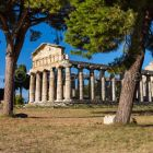 Temple of Athena, Paestum, Campania, Italy, Europe